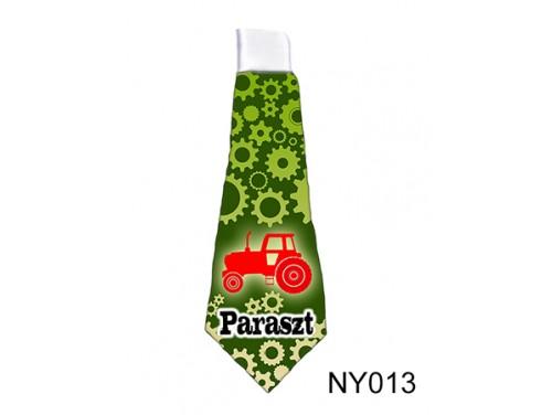 (NY013) Nyakkendő 37 cm x 13 cm - Paraszt - Vicces Ajándékok
