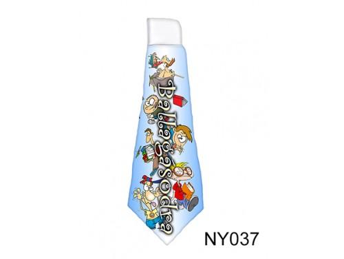 (NY037) Nyakkendő 37 cm x 13 cm - Ballagásodra gyerek - Ballagási Ajándékok