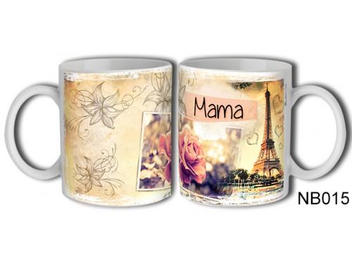 (NB015) Bögre 3 dl - Mama – Ajándék Nagymamának