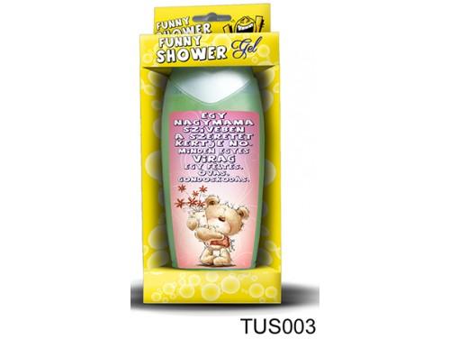 (TUS003) Tusfürdő 300 ml - Egy nagymama - Ajándékok Nagymamáknak
