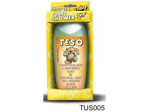 (TUS005) Tusfürdő 300 ml - Tesó - Tesós Ajándékok