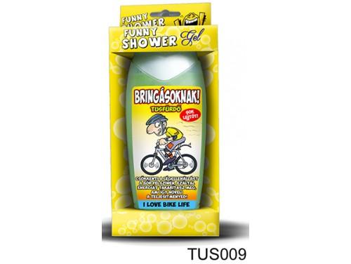 (TUS009) Tusfürdő 300 ml - Bringásoknak - Biciklis Ajándékok