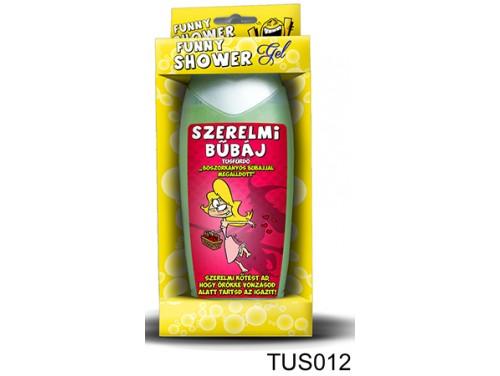 (TUS012) Tusfürdő 300 ml - Szerelmi bűbáj tusfürdő - Szerelmes Ajándékok