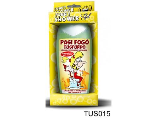 (TUS015) Tusfürdő 300 ml - Pasi fogó - Ajándék Nőknek