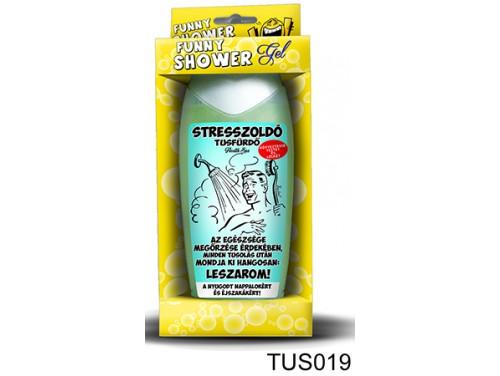 (TUS019) Tusfürdő 300 ml - Stresszoldó - Vicces Ajándékok