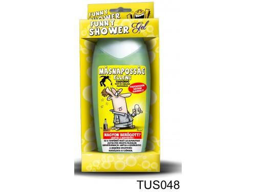 (TUS048) Tusfürdő 300 ml - Másnaposság elleni tusfürdő - Vicces Ajándékok
