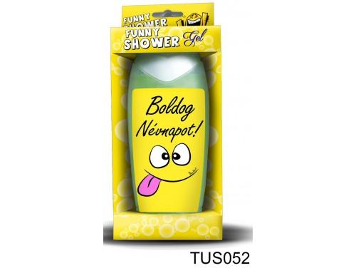 (TUS052) Tusfürdő 300 ml - Boldog Névnapot - Névnapi ajándékok