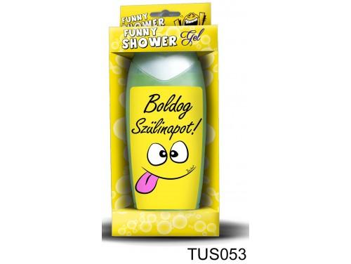 (TUS053) Tusfürdő 300 ml - Boldog Szülinapot – Szülinapi ajándékok