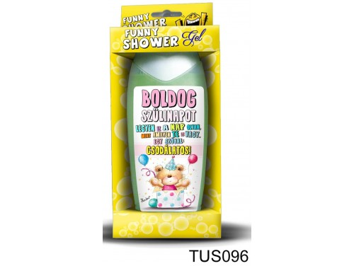 (TUS096) Tusfürdő 300 ml - Csodálatos Boldog Szülinapot Pink – Szülinapi ajándékok