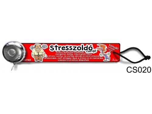 (CS020) Csengő - Stresszoldó – Vicces ajándék