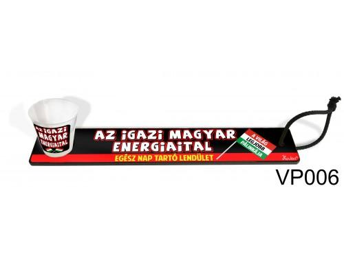 (VP006) Party Pohár - Magyar Energiaital – Party kellékek