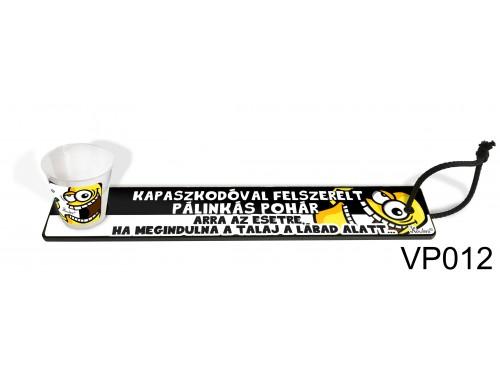 (VP012) Party Pohár - Kapaszkodóval felszerelt – Party kellékek