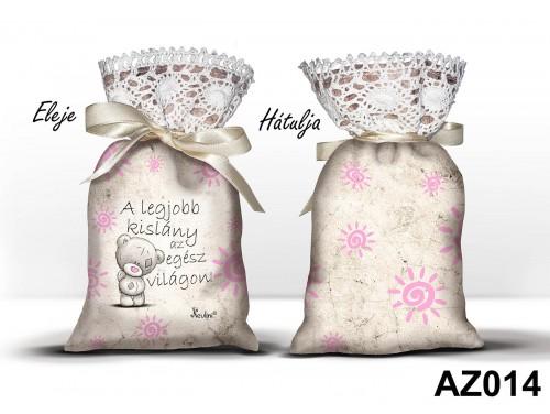 (AZ014) Álomzsák - A legjobb kislány - Ajándék ötletek gyerekeknek