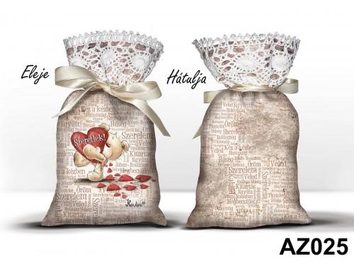(AZ025) Álomzsák - Szeretlek szavakkal - Ajándék ötletek