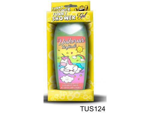 (TUS124) Tusfürdő 300 ml - Unikornis tusfürdő – Unikornis ajándék