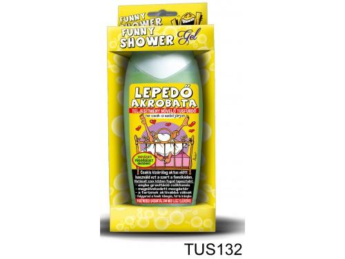 (TUS132) Tusfürdő 300 ml - Lepedő akrobata – Vicces ajándék
