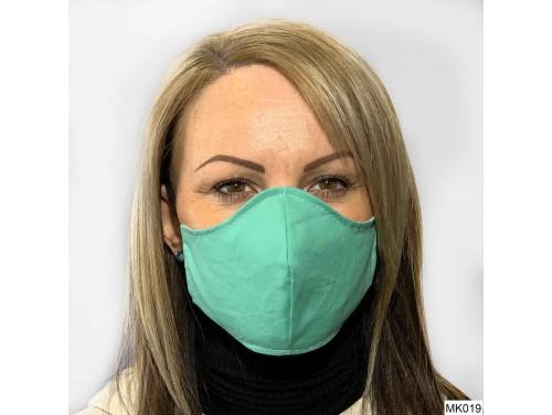 (MK019) Szájmaszk - Menta zöld szájmaszk