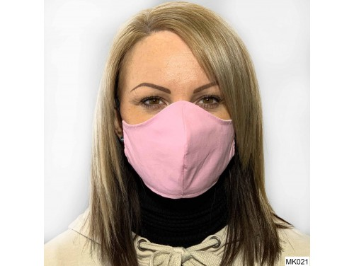 (MK021) Szájmaszk - Rózsaszín szájmaszk