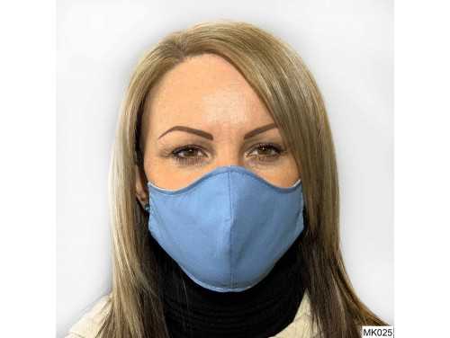 (MK025) Szájmaszk - Ég kék szájmaszk