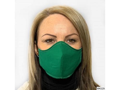 (MK029) Szájmaszk - Fű Zöld szájmaszk