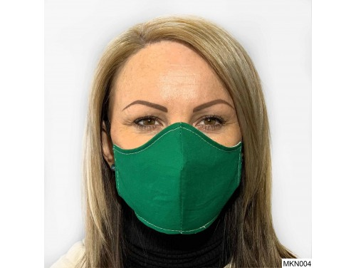 (MKN004) Szájmaszk - Fű Zöld szájmaszk