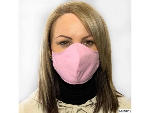 (MKN012) Szájmaszk - Rózsaszín szájmaszk