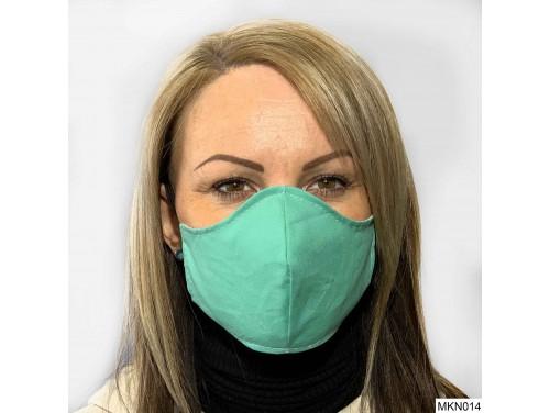 (MKN014) Szájmaszk - Menta zöld szájmaszk