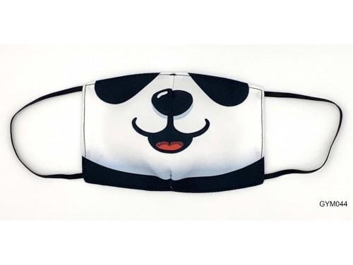 (GYM044) Szájmaszk – Panda mintás gyerek szájmaszk