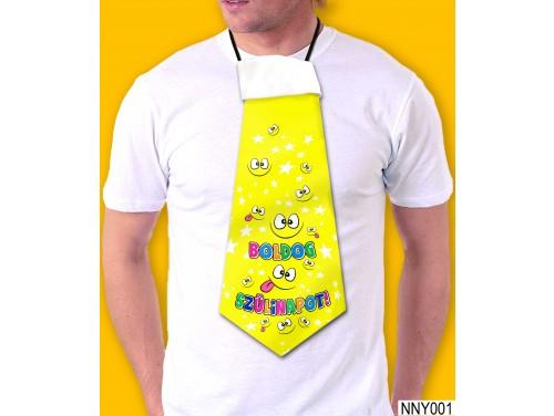 (NNY001) Óriás Nyakkendő – Szülinapi nyakkendő – Vicces nyakkendő
