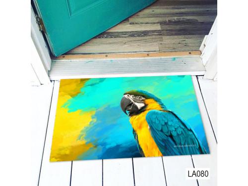 (LA080) Lábtörlő - Papagáj - Papagájos Ajándék